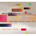 Les Chefs-d'Oeuvre du 20ème siècle pour clarinette