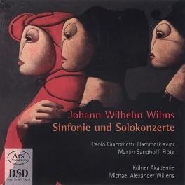Wilms, Johann Wilhelm : Symphonie & Concertos solo - Trésors oubliés Vol.4