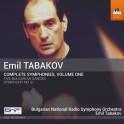 Tabakov, Emil : Intégrale des Symphonies - Vol.1