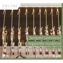 Eoline Vol.2 - Jacques Lemmens organiste moderne