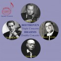 Beethoven - Brahms : Triple Concerto, Double Concerto