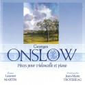 Onslow : Pièces pour Violoncelle et Piano