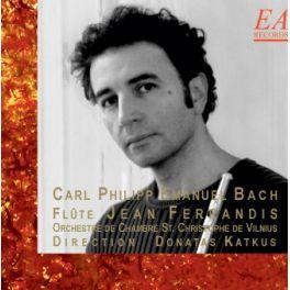 Bach, C-P-E : Concertos et Sonate pour flûte