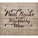 Blackberry Wine / Paul Banks