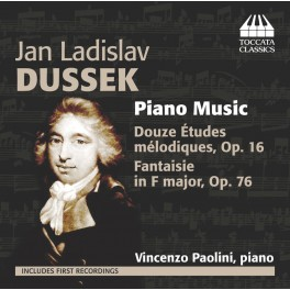 Dussek : Oeuvres pour piano