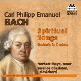Bach, C-P-E : Mélodies Spirituelles