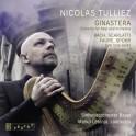 Ginastera : Concerto pour harpe et orchestre / Nicolas Tulliez