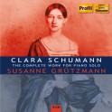 Schumann, Clara : Intégrale de l'oeuvre pour piano
