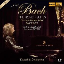 Bach, J-S : Les Suites Françaises