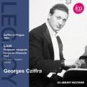 Georges Cziffra à Prague, 1955