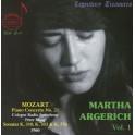 Martha Argerich Vol.1 / Mozart