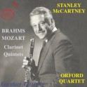 Brahms - Mozart : Quintettes pour clarinette / Stanley McCartney