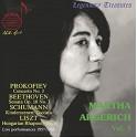 Martha Argerich Vol.3 / Beethoven - Liszt - Prokofiev - Schumann