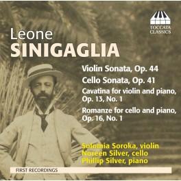 Sinigaglia, Leone : Musique de Chambre