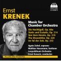 Krenek : Musique pour orchestre de chambre