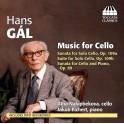 Gal : Musique pour violoncelle et piano