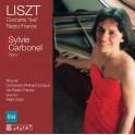 Liszt : Concerts Live Radio France / Sylvie Carbonel