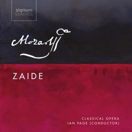 Mozart : Zaide