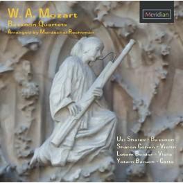 Mozart : Quatuors avec basson (Arrangements)