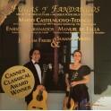 Fugas y Fandangos, musique pour deux guitares
