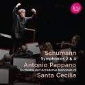 Schumann : Symphonies n°2 & 4
