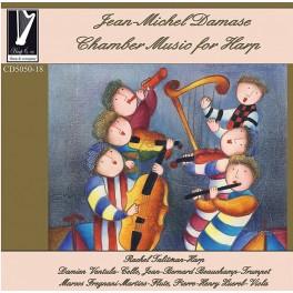 Damase : Musique de chambre pour Harpe