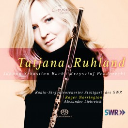 Bach - Penderecki : Oeuvres pour flûte