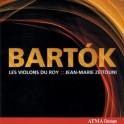 Bartork : Divertimento, Danses populaires roumaines / Les Violons du Roy