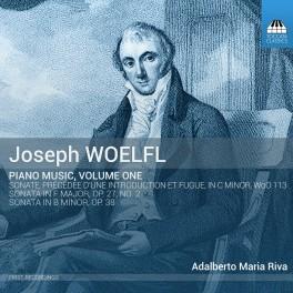 Woelfl, Joseph : Oeuvres pour piano - Volume 1