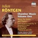 Röntgen : Musique de Chambre - Volume 1