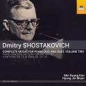 Chostakovitch : Intégrale de l'oeuvre pour piano à quatre mains ou deux pianos - Vol.2