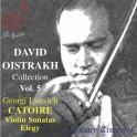 The David Oistrakh Collection Vol.5