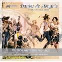 Danses de Hongrie du XVIIIe, XIXe et XX siècles