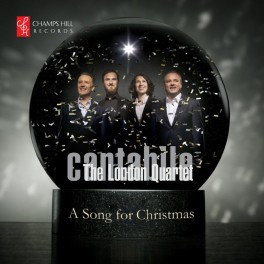 A Song For Christmas / The London Quartet - Cantabile