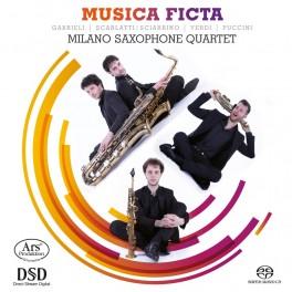 Musica Ficta / Milano Saxophone Quartet