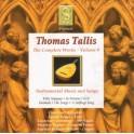 Tallis : Intégrale de l'oeuvre Vol.9