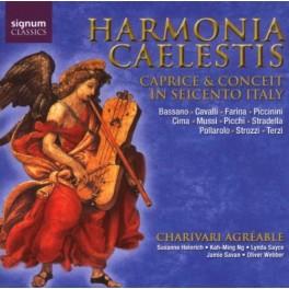 Harmonia Caelestis : Caprice et vanité du 17 siècle italien
