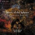 Music of the Spheres, Chants à plusieurs voix des îles britanniques