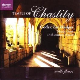 Temple of Chastity : Musique du 13ème siècle espagnol tiré du Codex Las Huelgas Vol.1
