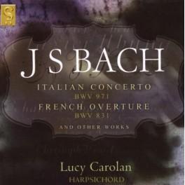 Bach, J-S : Concerto Italien, Ouverture française ...