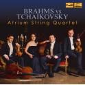 Brahms - Tchaïkovski : Quatuors à cordes
