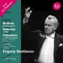 Evgeni Svetlanov dirige Brahms, Debussy & Chausson