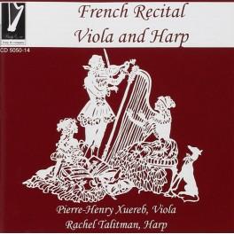 Récital Français pour Alto & Harpe