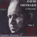 The David Oistrakh Collection Vol.1