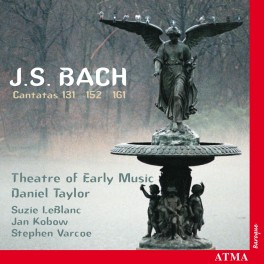 Bach : Cantates BWV 131, 152, 161