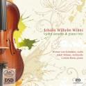 Wilms : Sonates pour violon et Trio avec piano
