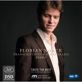 Transcriptions & Paraphrases pour piano / Florian Noack
