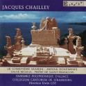 Chailley, Jacques : Missa Solemnis, Salve Regina, Prière de Saint-François