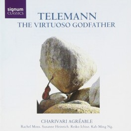 Telemann : The Virtuoso Godfather