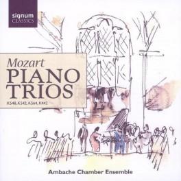 Mozart : Trios pour piano
